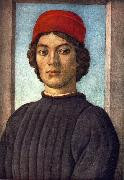 Portrait of a Youth sg LIPPI, Filippino