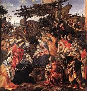 Adoration of the Magi sg LIPPI, Filippino